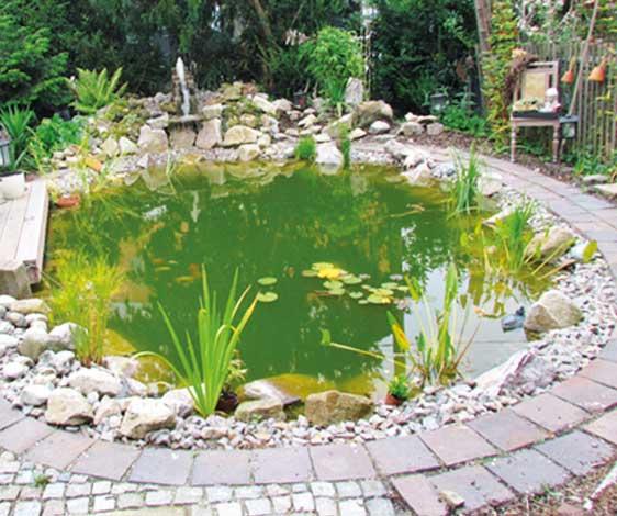 Wasser Im Garten U2013 Oberkirch