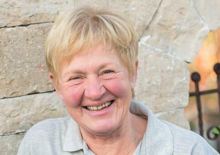 Anne Huber